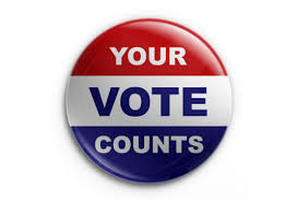 Election Day - Tuesday November 3, 2020.  No School for Students!  Teacher Professional Workday.