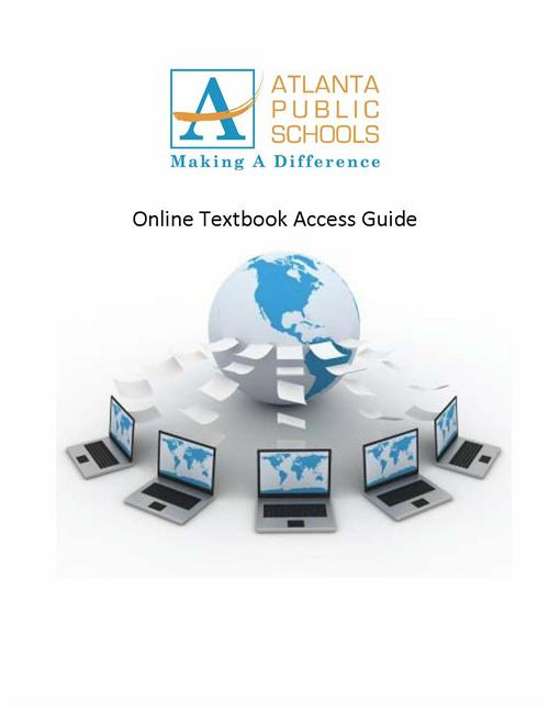 Online Textbook Access Guide