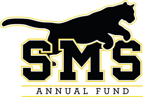 Sutton Middle School SMS Annual Fund Logo