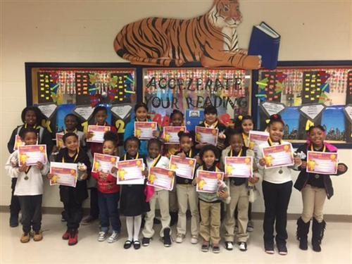 IB learners of the Month