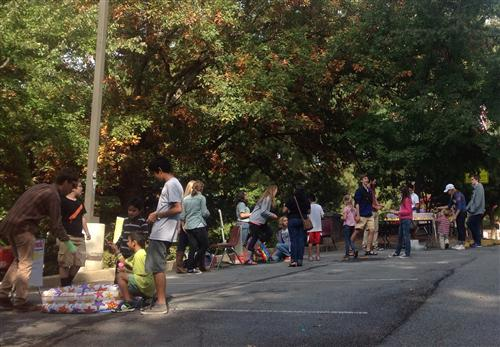Fall Festival Outdoor Fun For All
