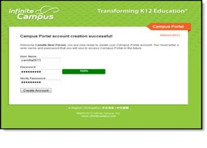 how to get activation key for infinite campus