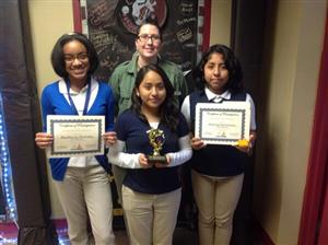 BMS Tech Fair Winners