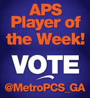 APS MetroPCS Player of the Week