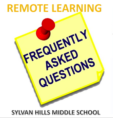 Remote Learning FAQs