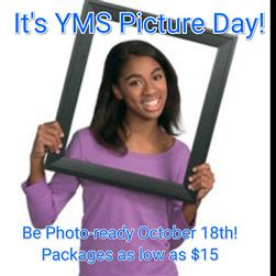 Picture Day Oct. 18th