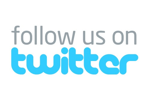 We're Tweeting! Follow us on Twitter!