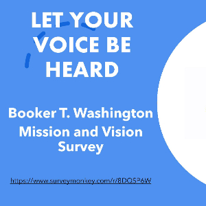 LET YOUR VOICE BE HEARD-BTW MISSION AND VISION SURVEY