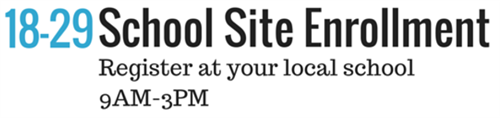 June School Site Enrollment