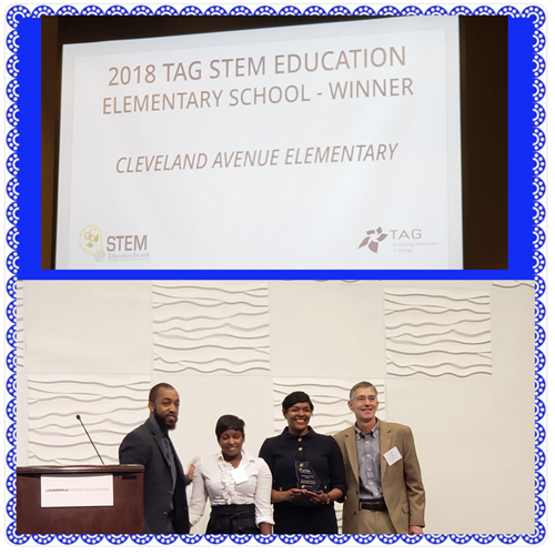 2018 TAG STEM Awards