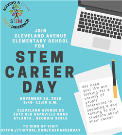 Sign up for CAE Career Day