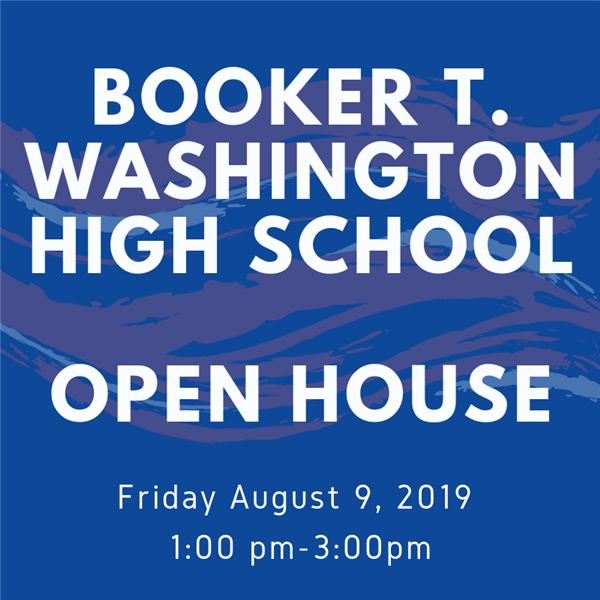 Booker T Washington School: Booker T Washington High School / Overview