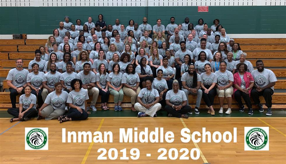 Inman Middle School / Overview