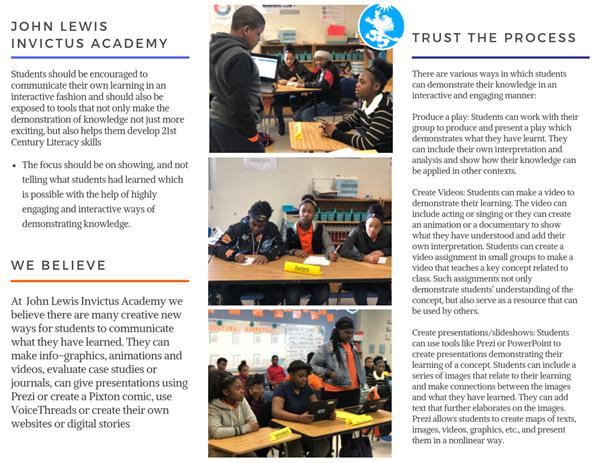 J  L  Invictus Academy / Overview