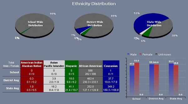 Ethnicity Distribution